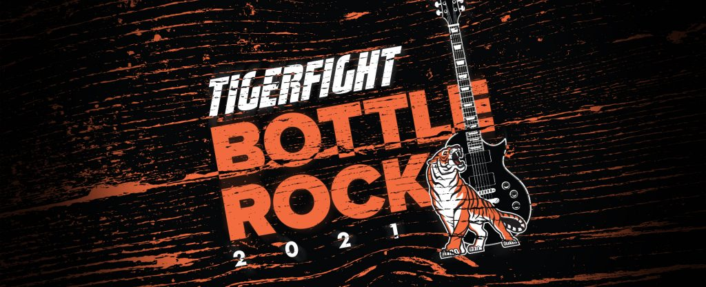 Tigerfight BottleRock 2021